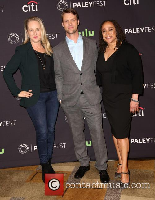 Jennifer Salke, Jesse Spencer and S. Epatha Merkerson 4