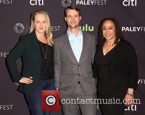 Jennifer Salke, Jesse Spencer and S. Epatha Merkerson 5