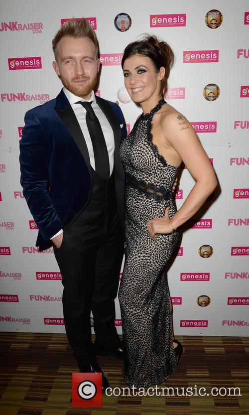 Kym Marsh and Matt Baker 8