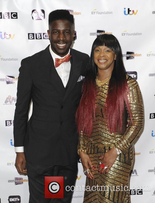 Jermain Jackman Sandy Channer and Sandy Channer 1