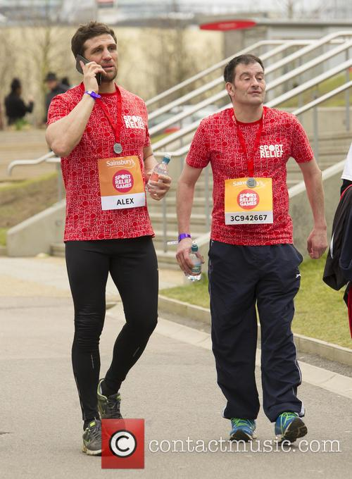 Sainsbury's Sport Relief Games 2016