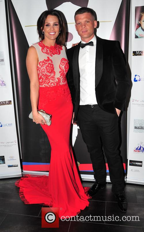 Danielle Lloyd and Michael O'neill 4