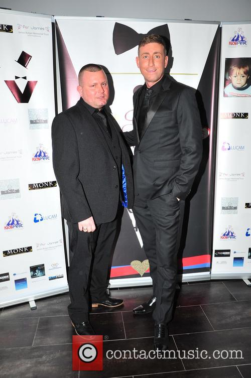 Chris Maloney and Gary Doran 1