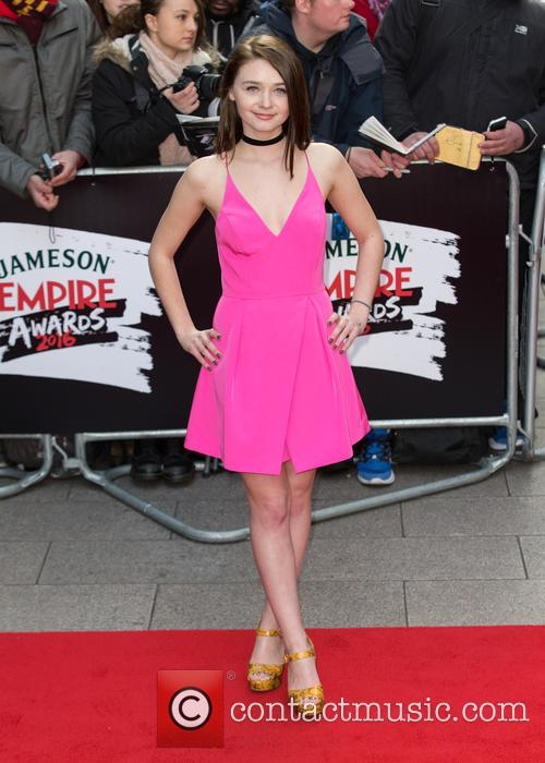 Jessica Barden 1