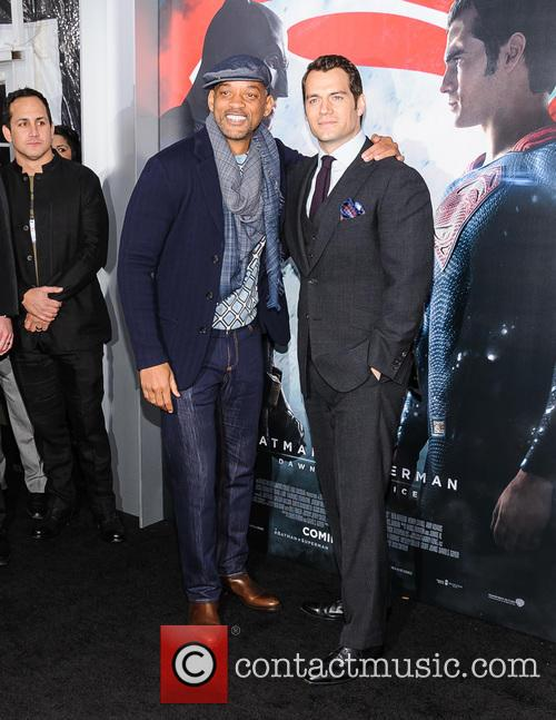 Will Smith and Henry Cavill 1