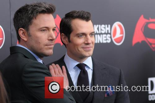 Ben Affleck and Henry Cavill 1