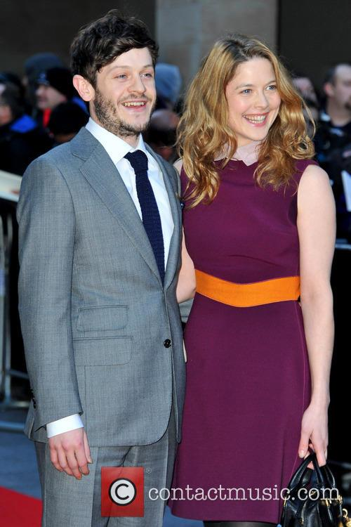 Iwan Rheon and Zoe Grisedale 1