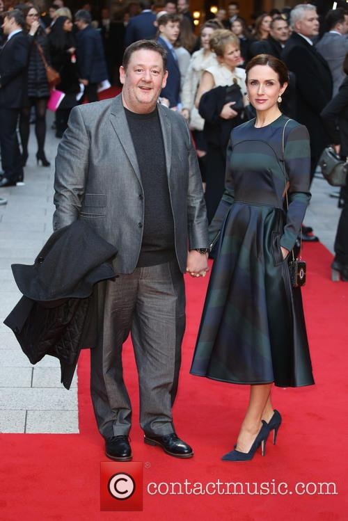 Johnny Vegas and Maia Dunphy 2