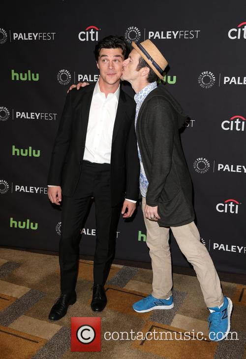 Finn Wittrock and Denis O'hare 1