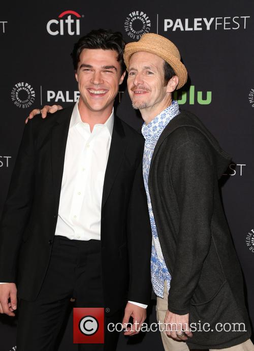 Finn Wittrock and Denis O'hare 2