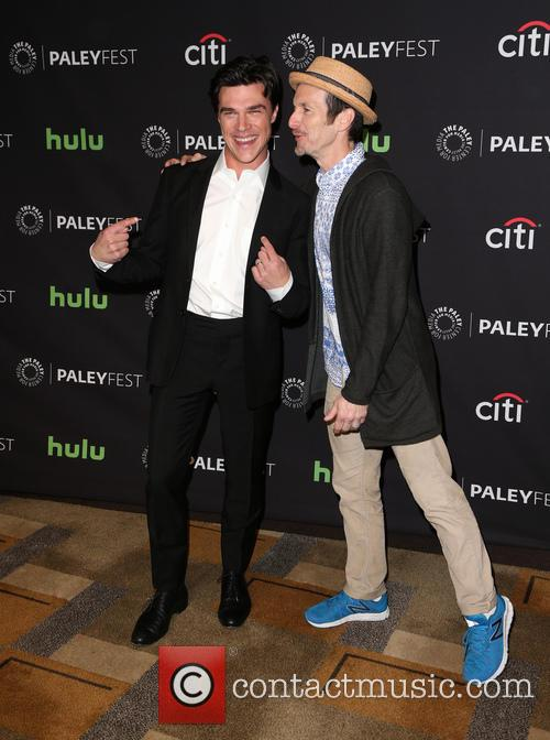 Finn Wittrock and Denis O'hare 4