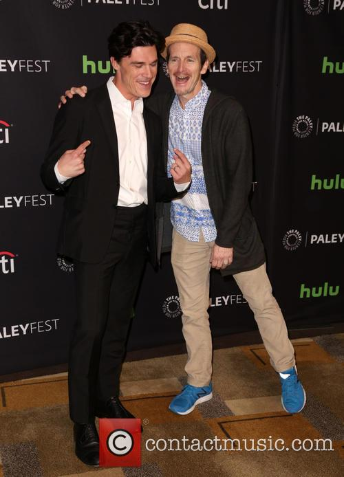 Finn Wittrock and Denis O'hare 8