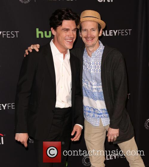 Finn Wittrock and Denis O'hare 9
