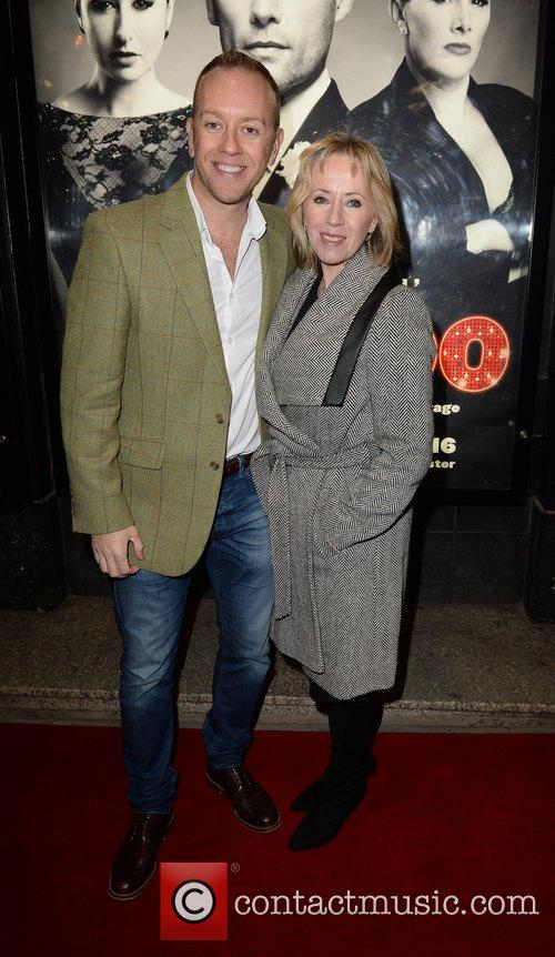 Daniel Whiston and Karen Barber 1