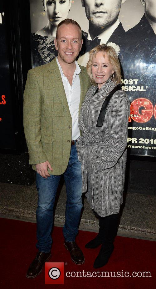 Daniel Whiston and Karen Barber 2
