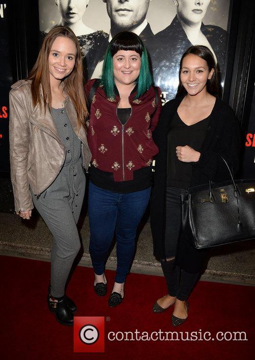 Daisy Wood Davis, Jessica Ellis and Nadine Mulkerrin 1