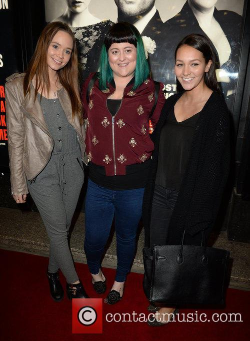 Daisy Wood Davis, Jessica Ellis and Nadine Mulkerrin 2