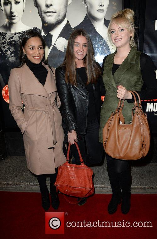 Tisha Merry, Brooke Vincent and Katie Mcglynn 3