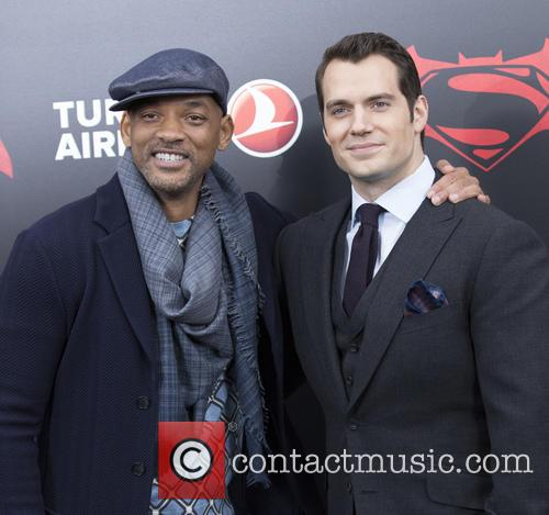 Will Smith and Henry Cavill 6