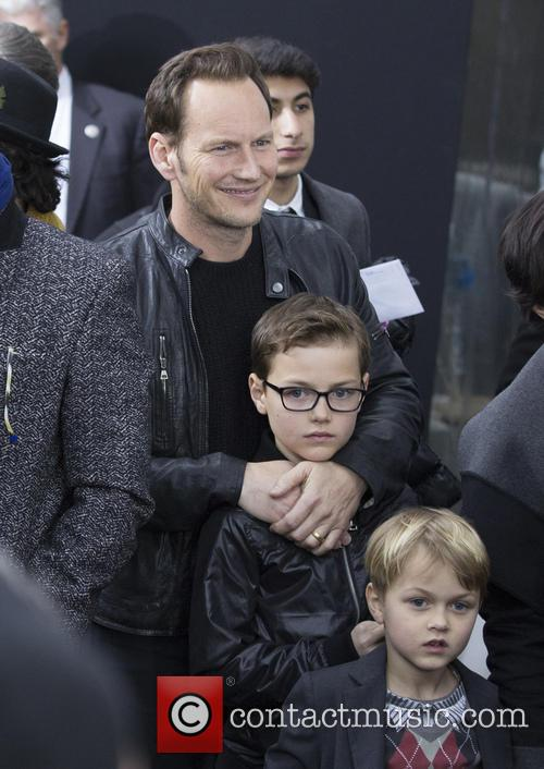 Patrick Wilson and Family 1
