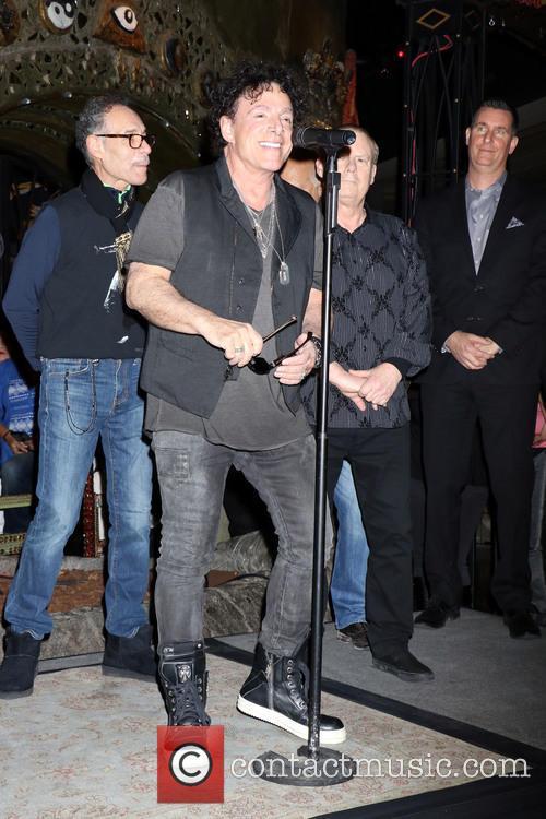 Neal Schon and Santana 1