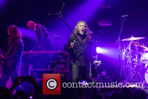 Robert Plant Performs at ACL Live