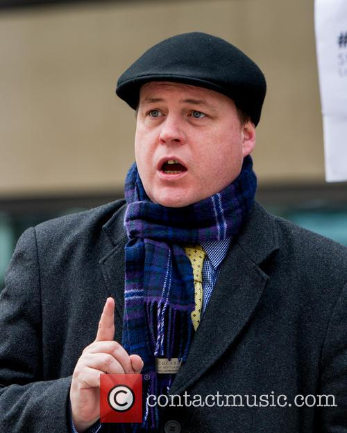 Chris Stephens Mp For Glasgow South West (snp) 1