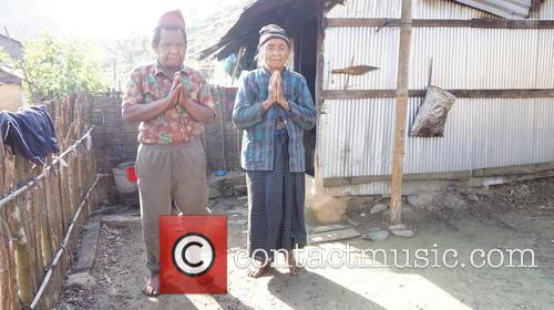 Prince Harry and Mangali Gurung 4