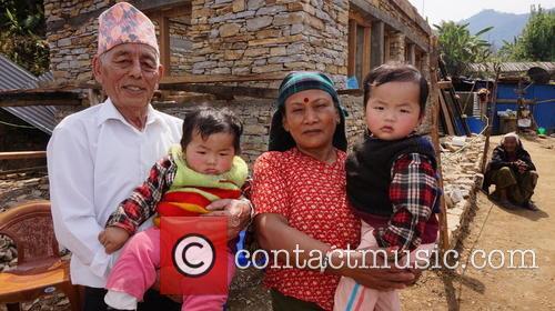 Prince Harry and Lance Corporal Rajman Gurung 10