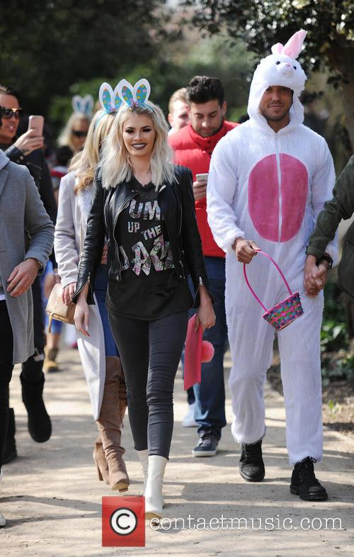 Chloe Sims and James Lock 1