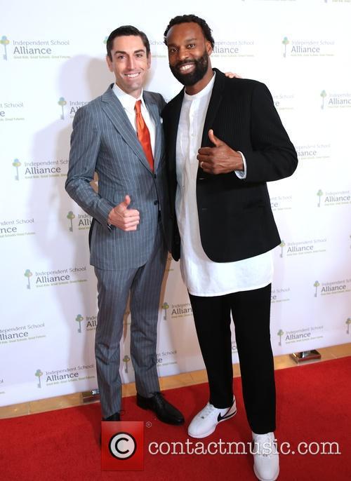 Joshua G. Hamilton and Baron Davis 1