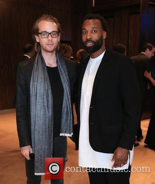 Richard John Taylor and Baron Davis 1