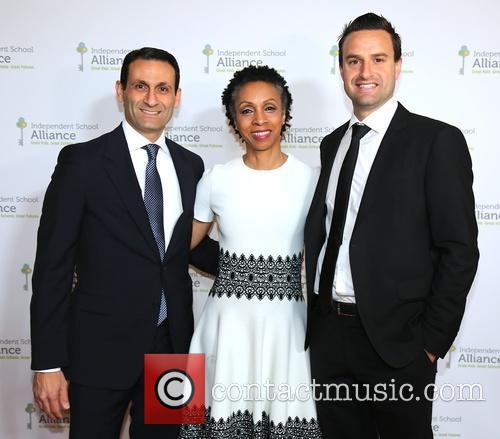 Benjamin Nazarian, Nina Shaw and Brian Laibow 2