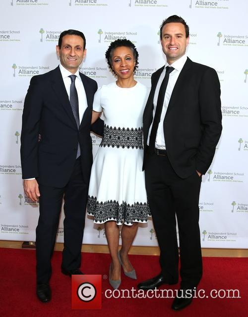 Benjamin Nazarian, Nina Shaw and Brian Laibow 3