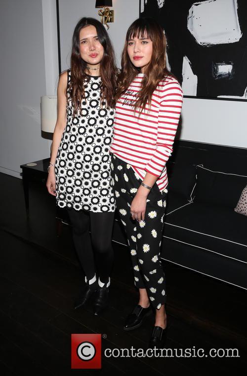 Kate Spade and Natalie & Delana Suarez 3