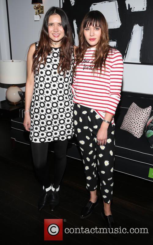 Kate Spade and Natalie & Delana Suarez 4