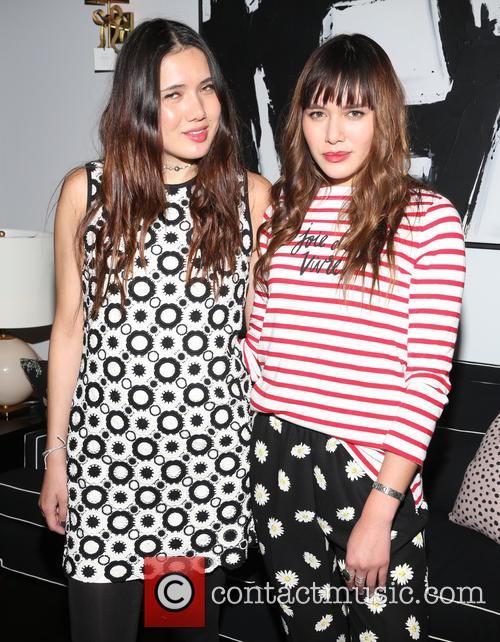 Kate Spade and Natalie & Delana Suarez 5