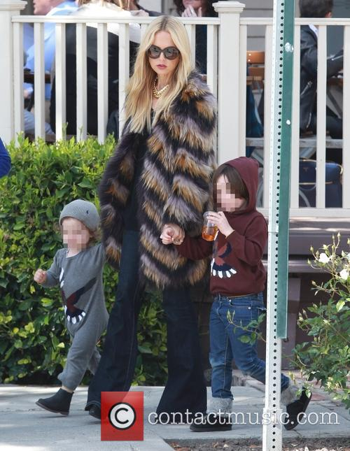Rachel Zoe, Kaius Berman and Skyler Berman 8