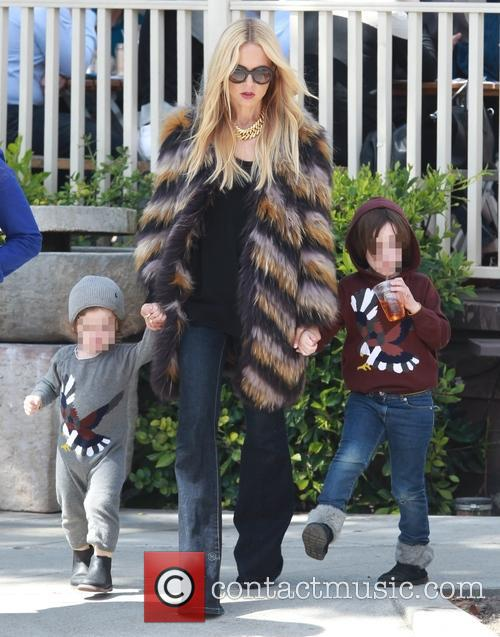 Rachel Zoe, Kaius Berman and Skyler Berman 9