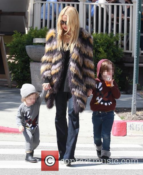 Rachel Zoe, Kaius Berman and Skyler Berman 11