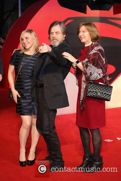 Mark Hamill, Marilou York and Chelsea Hamill 6