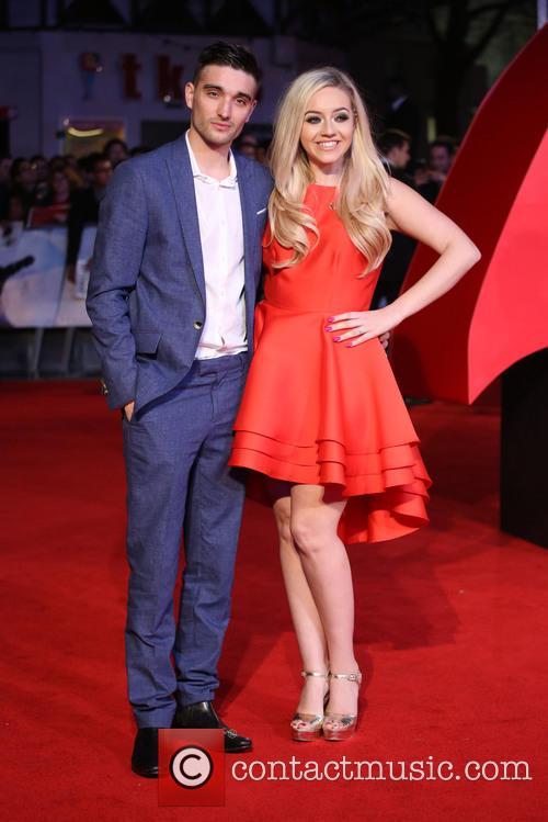 Tom Parker and Kelsey Hardwick 1