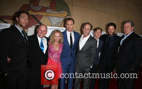 Casey Bond, James Dumont, Denise Gossett, Tom Hiddleston, Marc Abraham, Josh Brady, Will Beinbrink and Tom Bernard 1