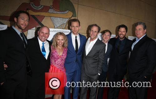 Casey Bond, James Dumont, Denise Gossett, Tom Hiddleston, Marc Abraham, Josh Brady, Will Beinbrink and Tom Bernard 2