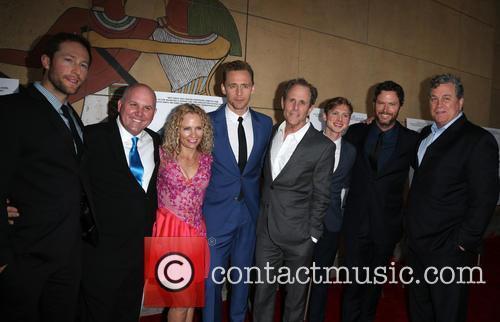 Casey Bond, James Dumont, Denise Gossett, Tom Hiddleston, Marc Abraham, Josh Brady, Will Beinbrink and Tom Bernard 3