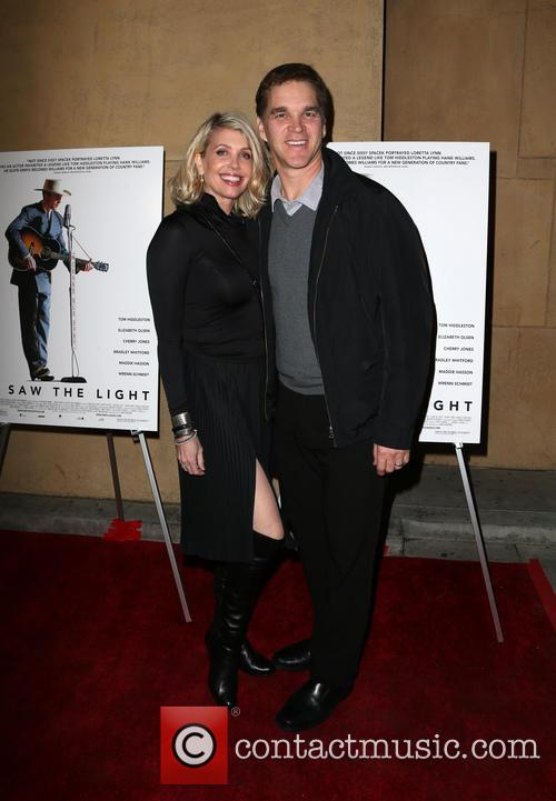 Stacey Toten and Luc Robitaille 1