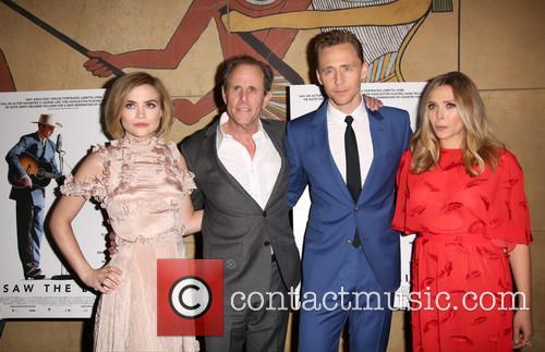 Maddie Hasson, Marc Abraham, Tom Hiddleston and Elizabeth Olsen