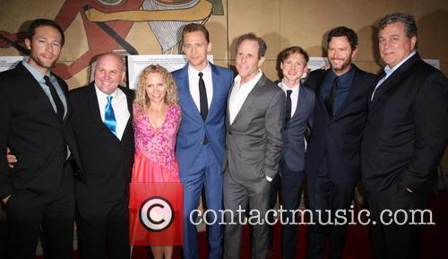 Casey Bond, James Dumont, Denise Gossett, Tom Hiddleston, Marc Abraham, Josh Brady and Tom Bernard 3