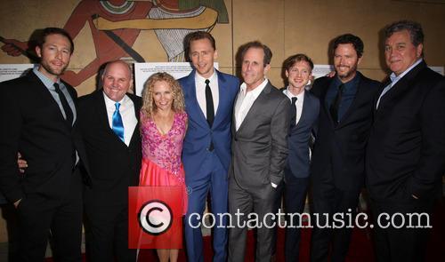 Casey Bond, James Dumont, Denise Gossett, Tom Hiddleston, Marc Abraham, Josh Brady and Tom Bernard 4