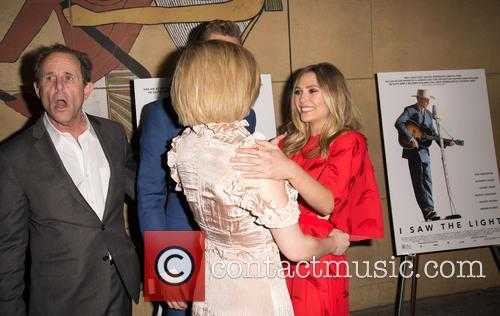 Marc Abraham, Tom Hiddleston, Maddie Hasson and Elizabeth Olsen 10